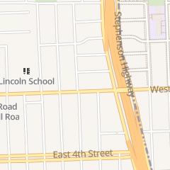 Directions for Calvary Christian Church in Royal Oak, MI 2203 E 11 Mile Rd