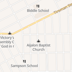 Directions for Aijalon Baptist Church in Detroit, MI 6419 Beechwood St