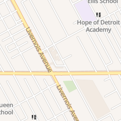 Directions for Zion Lutheran Church in Detroit, MI 4305 Military St Bldg A