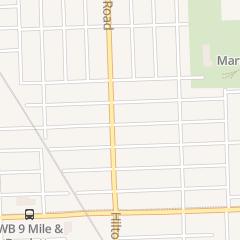 Directions for Omega Hawg & Dawg Deli in Ferndale, MI 2100 Hilton Rd