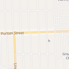 Directions for Church of Jesus Our Lord in Detroit, MI 2441 Puritan St