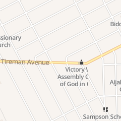 Directions for Ark of Deliverance Revival Center in Detroit, MI 5440 Tireman St