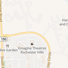 Directions for Dynamic Chiropractic in Rochester Hills, MI 555 Barclay Cir Ste 140