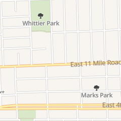 Directions for Young's Chinese Food Carryout in Royal Oak, MI 921 E 11 Mile Rd
