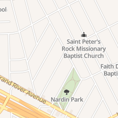 Directions for Seth Temple Church of God in Christ - 9841dundee in Detroit, MI 9841 Dundee St