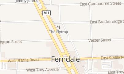 Directions for Sakana Sushi Lounge in Ferndale, MI 22914 Woodward Ave