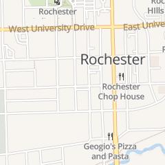 Directions for Designhus Designha in Rochester, MI 301 Walnut Blvd