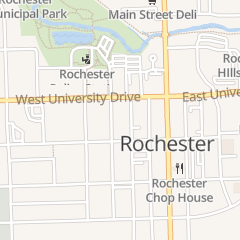 Directions for A Place To Clay in Rochester, MI 421 Walnut Blvd