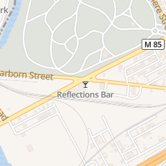 Directions for Reflections Bar and Grille in Detroit, MI 10011 W Fort St