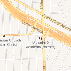 Directions for Obedience Missionary Baptist in Detroit, MI 9500 Stoepel St