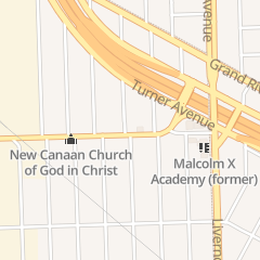 Directions for Bright Star Christian Church in Detroit, MI 9516 Burnette St