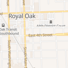 Directions for The Royal Oak Brewery in Royal Oak, MI 215 E 4th St