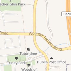 Directions for Jet's Pizza in Dublin, OH 5691 Woerner Temple Rd