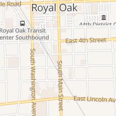 Directions for Blackfinn in Royal Oak, MI 530 S Main St