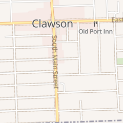 Directions for A&w Restaurant in Clawson, MI 303 S Main St