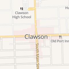 Directions for Adeeb Zayto in Clawson, MI 11 W 14 Mile Rd Ste 209a