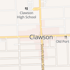 Directions for 24g in Clawson, MI 30 E 14 Mile Rd