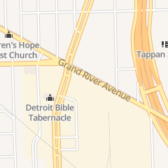 Directions for Great Faith Ministries in Detroit, MI 10735 Grand River Ave