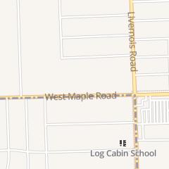Directions for Big Boy in Troy, MI 200 W Maple Rd