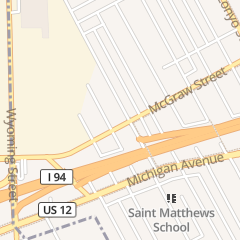 Directions for Avenue Grill Puls in Detroit, MI 8900 Mcgraw St