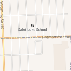 Directions for Fountain of Life and Praise Church Office in Detroit, MI 8017 Ohio St