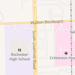 Directions for Anteco Pest Control-East Inc. in Rochester Hills, MI 145 S Livernois Rd