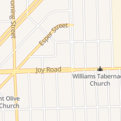 Directions for Greater Faith for Deliverance in Detroit, MI 8530 Joy Rd