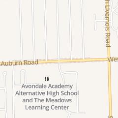 Directions for Daniel Krause Clu in Rochester Hills, MI 1274 W Auburn Rd