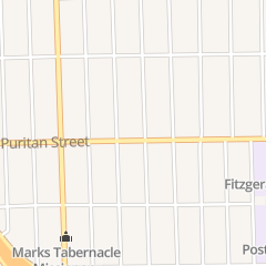 Directions for New Generation Ministries in Detroit, MI 8720 Puritan St