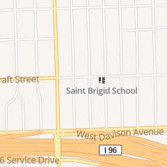 Directions for Kingdom Church in Detroit, MI 8809 Schoolcraft St