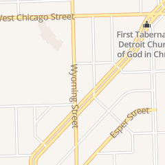 Directions for Crown of Glory in Detroit, MI 9270 Wyoming St