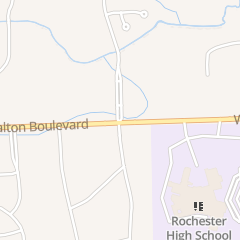 Directions for Intentional Yoga in Rochester Hills, MI 1394 Walton Blvd
