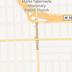 Directions for Mcdonald's Restaurant in Detroit, MI 15321 Wyoming St