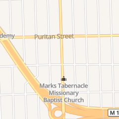Directions for Divine Deliverance Church in Detroit, MI 15819 Wyoming St
