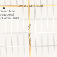 Directions for Holy Hope Heritage in Detroit, MI 18641 Wyoming St
