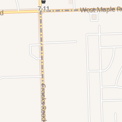 Directions for ADT Security Services in Clawson, MI 1330 N Crooks Rd