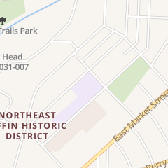 Directions for Tiffin City Schools - Lincoln Elementary in Tiffin, OH 124 Ohio Ave