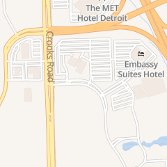 Directions for Embassy Suites Hotel in Troy, MI 850 Tower Dr Ste A