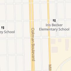 Directions for Pal's in Dearborn, MI 6500 Oakman Blvd