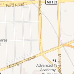 Directions for Maltese American Community Club in Dearborn, MI 5221 Oakman Blvd