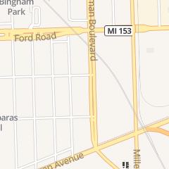 Directions for Palis Leonard e Cpa in Dearborn, MI 5301 Oakman Blvd