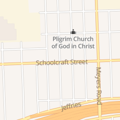 Directions for Bethlehem Tabernacle Church of God in Christ in Detroit, MI 13000 Schoolcraft St