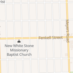 Directions for Heart & Soul Community Church in Detroit, MI 13114 Fenkell St