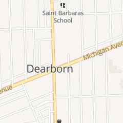 Directions for Mediterano Restaurant & Cafe in Dearborn, MI 13530 Michigan Ave