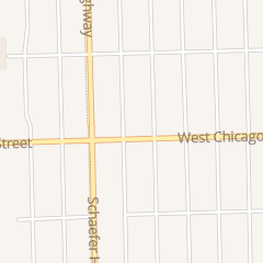 Directions for C's Mr in Detroit, MI 13344 W Chicago St