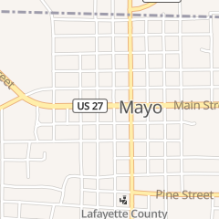 Directions for Lillie's Fashion in Mayo, FL 166 W Main St