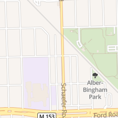 Directions for Prestige Cafe in Dearborn, MI 5959 Schaefer Rd