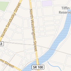 Directions for The Viaduct Bar and Grill llc in Tiffin, OH 84 N Washington St