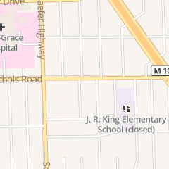 Directions for Living Word Christian Church in Detroit, MI 13345 W Mcnichols Rd