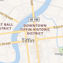 Directions for Bears' Den in Tiffin, OH 68 E Perry St